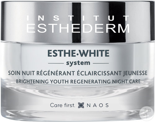 Esthederm White System Whitening Repair Night Care Pot 50ml