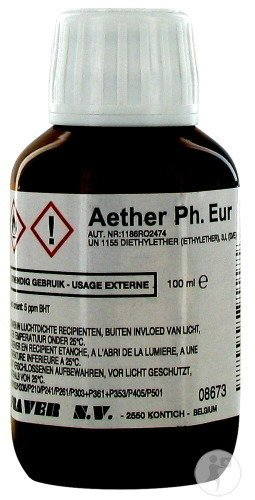 Ether Ph.eur 100ml Fraver