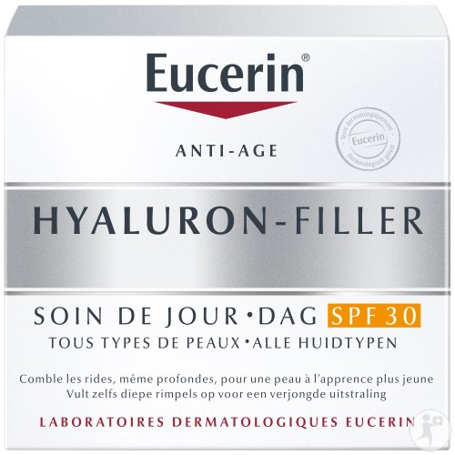 Eucerin Anti-Age Hyaluron-Filler Dagcrème SPF30 Pot 50ml