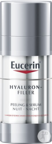 Eucerin Anti-Age Hyaluron-Filler Peeling En Sérum Night Pompfles 30ml