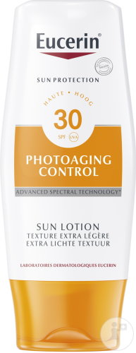 Eucerin Sun Protection Photoaging Control Extra-Lichte Zonnelotion SPF30 Fles 150ml