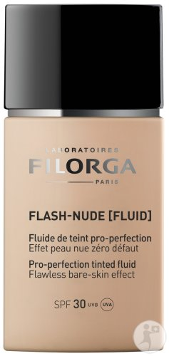 Filorga Flash-Nude Fluid CC 01 Nude Beige SPF30 Fles 30ml