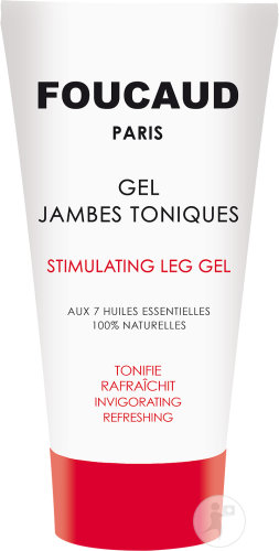 Foucaud Stimulating Leg Gel 150ml