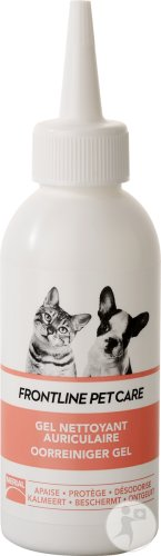 Frontline Pet Care Gel Oorreiniger Fles 125ml