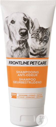 Frontline Pet Care Shampoo Geurbestrijdend Tube 200ml