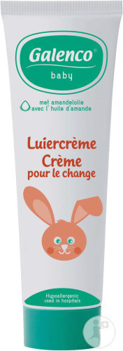 Galenco Baby Luiercreme Tube 75ml
