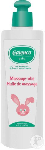 Galenco Baby Massageolie Fles 200ml