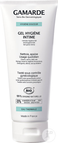 Gamarde Intieme Gel Tube 200 ml