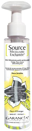 Garancia Betoverend Micellair Water Oranjebloesem Micellair Reinigingswater 4 En 1 Flacon 100ml