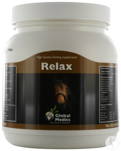 Global Medics Relax Poeder 500g