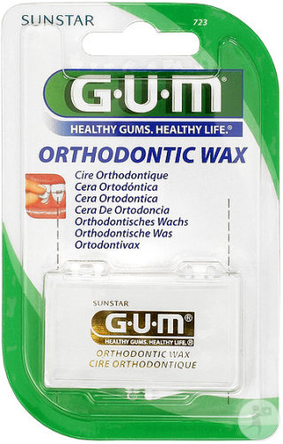 Gum Ortho Orthodontische Was 1 Doosje (723)