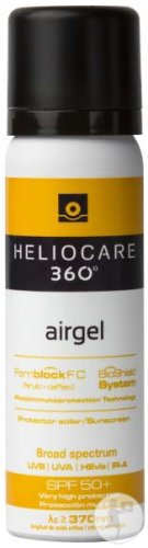 Heliocare 360° Airgel SPF50+ Fles 60ml