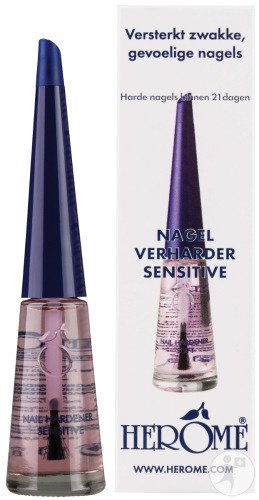 Herôme Nagelverharder Extra Sensitive 10ml (2001)