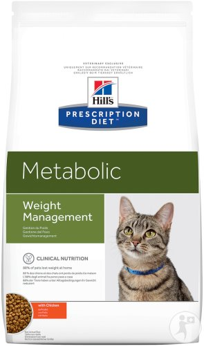 Hill's Prescription Diet Metabolic Katachtig Original 4kg