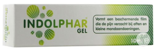 Indolphar Gel 10ml