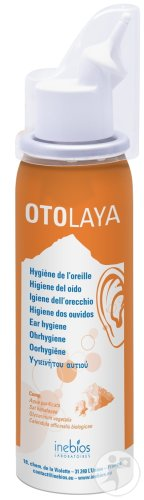 Inebios Otolaya Oorhygiëne Spray 50ml