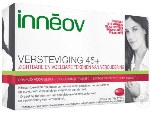 Innéov Versteviging 45+ Tabletten 40