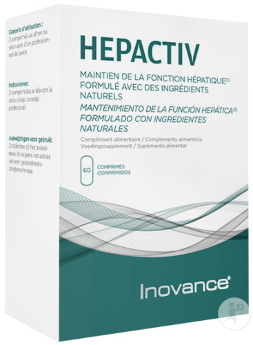 Inovance Hepactiv 60 Tabletten
