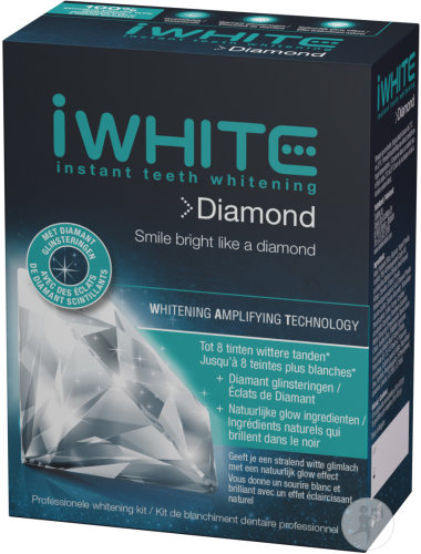 iWhite Diamond Professionele Whitening Kit 10 Mondstukken