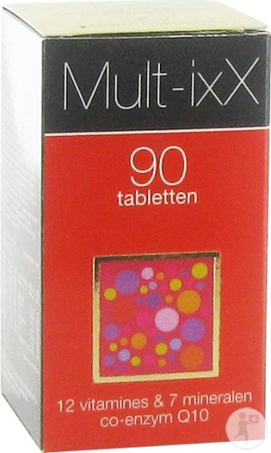 IxX Pharma Mult-ixx 90 Tabletten