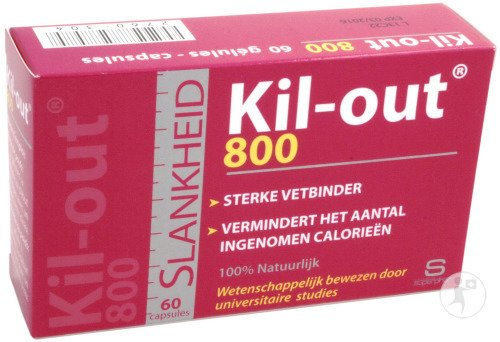 Kil-Out 800 60 Capsules