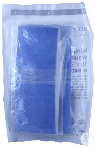 Klinion Absorberend Verband 15x25cm S 1 4170012