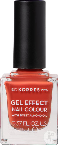 Korres KM Gel Effect Nail Pumpkin Spice 11ml