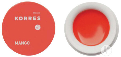 Korres Lip Butter Mango Pot 6g