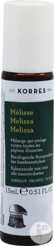 Korres Melissa Soothing Mix All Insect Bites 15ml