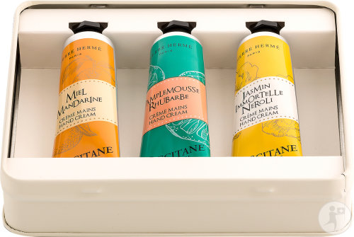 L'Occitane Hand Cream Trio Pierre Herme