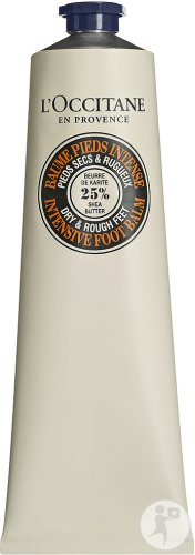 L'Occitane Intense Foot Balm Met Shea Butter 25% Droge En Ruwe Voeten Tube 150ml