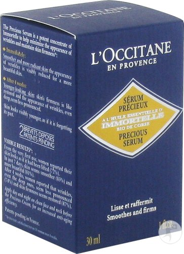 L'Occitane Kostbare Serum Strobloem Gezicht 30ml
