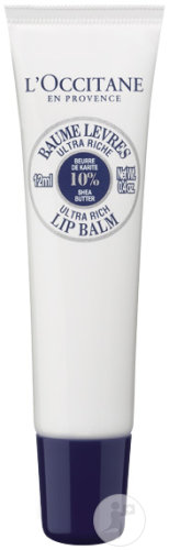 L'Occitane Ultra-Rijke Lippenbalsem 10% Shea Butter Tube 12ml