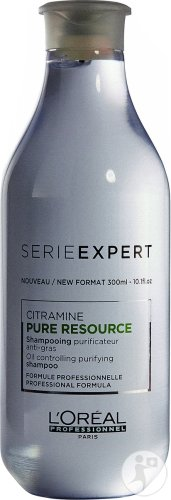 L'Oréal Professionnel Serie Expert Pure Ressource Citramine Oil Controlling Purifying Shampoo 300ml