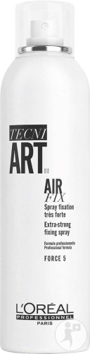 L'Oréal Professionnel Tecni Art Air Fix Extra Strong Fixing Spray Force 5 Spray 250ml