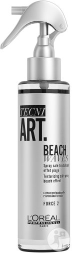 L'Oréal Professionnel Tecni Art Beach Waves Texturising Salt Spray Beach Effect Force 2 Spray 150ml