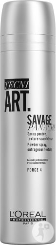 L'Oréal Professionnel Tecni Art Savage Panache Powder Spray Force 4 Spray 250ml