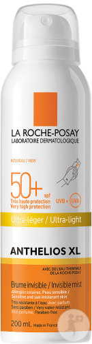 La Roche-Posay Anthelios XL SPF50+ Onzichtbare Mist Ultra-Light Gevoelige Huid Spray 200ml