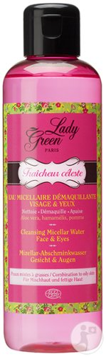 Lady Green Fraicheur Celeste Micelair Water 200ml