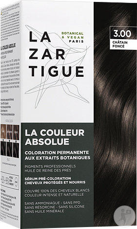 Lazartigue Absolute Color 3.00 Donkerbruin 1 Kit