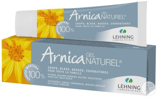Lehning Arnica Gel 50ml
