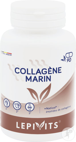Leppin Marine Collageen 90 Capsules