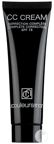 Les Couleurs De Noir CC Cream Complete Correction 03 Medium Beige SPF15 Tube 30ml