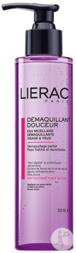 Lierac Démaquillant Douceur Micellair Water Pompfles 200ml