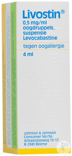 Livostin Collyre 4ml