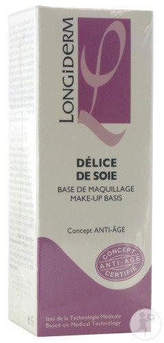 Longiderm Delice De Soie Make-up Basis 30ml