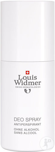 Louis Widmer Deo Spray Antiperspirant Met Parfum 75ml