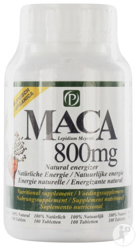 Maca 800mg 100 Tabletten 800mg
