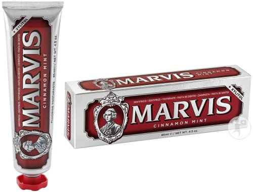 Marvis Cinnamon Mint Tandpasta Tube 85ml