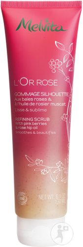 Melvita L'or Rose Silhouette Scrub 150ml